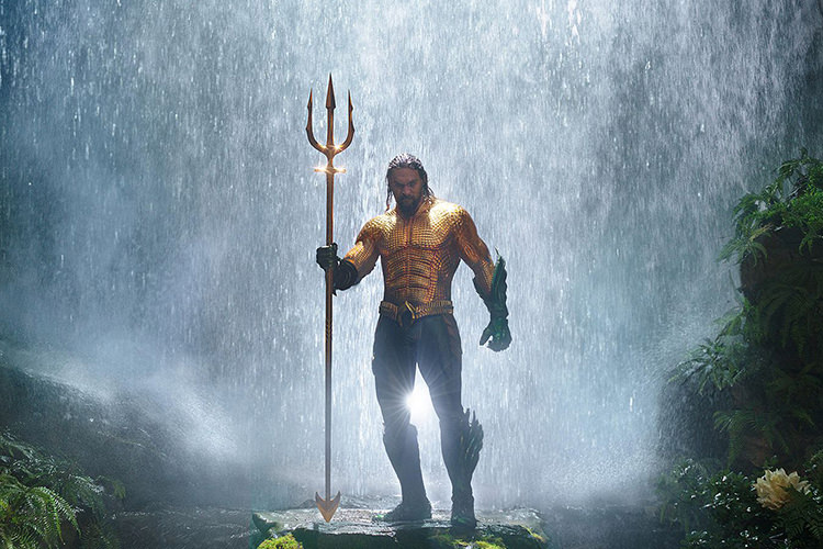 Aquaman رسما به پر فروش ترین فیلم کمپانی DC تبدیل شد