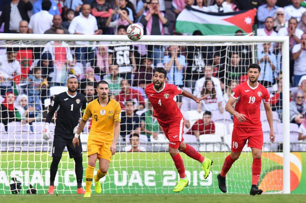 شکست مدعی عنوان قهرمانی برابر اردن/اولین شگفتی جام هفدهم رقم خورد