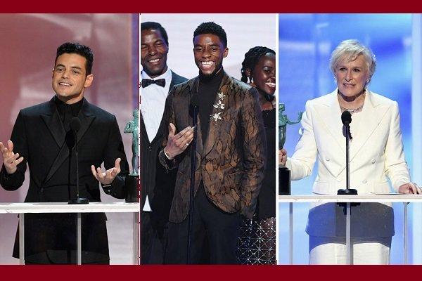 برگزیدگان جوایز انجمن بازیگران آمریکا ۲۰۱۹