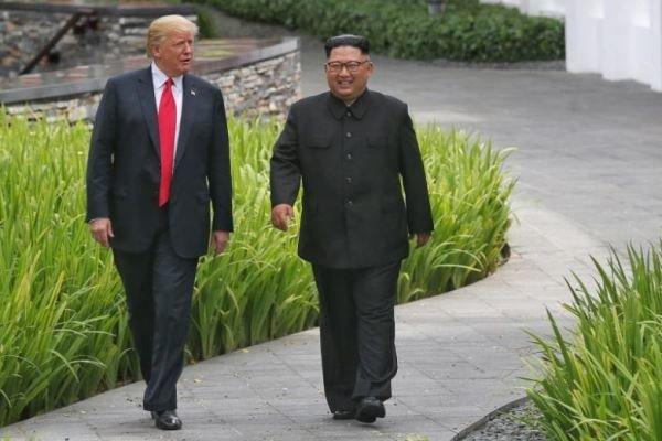 احتمال دیدار «ترامپ» و «اون» در ویتنام