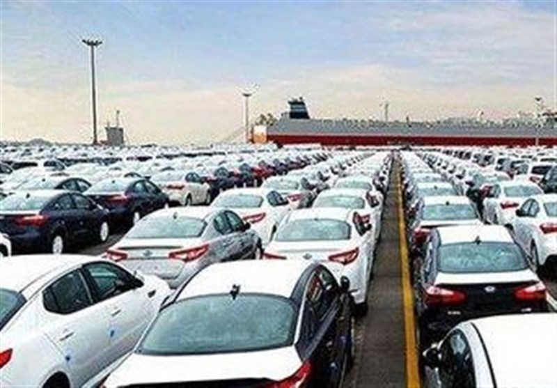 ترخیص خودروهای ثبت سفارش غیرقانونی از گمرک در روزهای آینده
