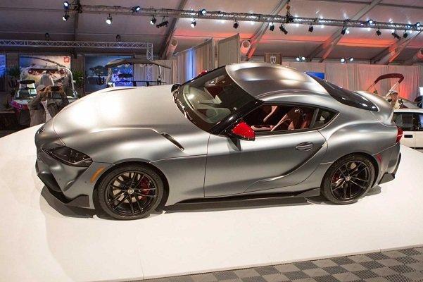 فروش اولین خودروی تویوتا سوپرای ۲۰۲۰ به قیمت ۲.۱ میلیون دلار