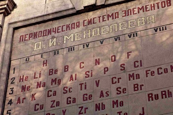 جدول تناوبی عناصر شیمیایی ۱۵۰ ساله شد