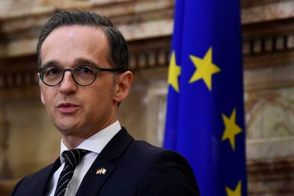 وزیر خارجه آلمان:سفیر آمریکا در امور اروپا دخالت نکند