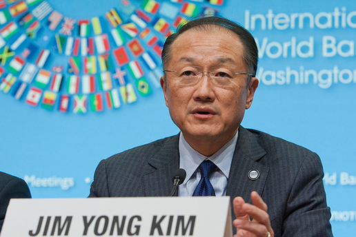 رییس بانک جهانی هم تحمل نکرد