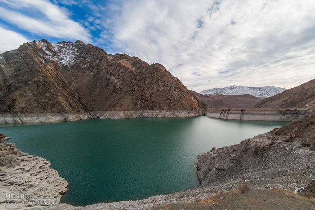۷۰درصد مخازن سدهای تهران خالی است