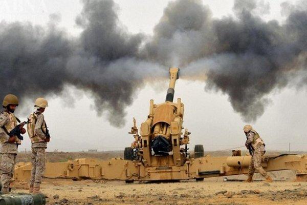 حمله توپخانهای متجاوزان سعودی به یک دانشگاه در «الحدیده»
