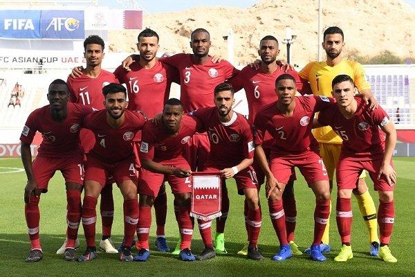 قطر بهترین تیم هفدهمین دوره جام ملتها/ ژاپن و ایران در تعقیب