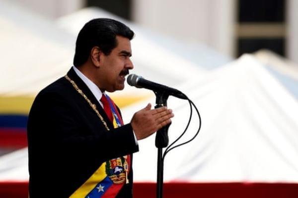 وزارت خزانهداری آمریکا علیه «مادورو» بیانیه داد