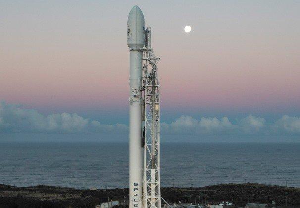 ۱۰ ماهواره «ایریدیوم» به فضا پرتاب شدند