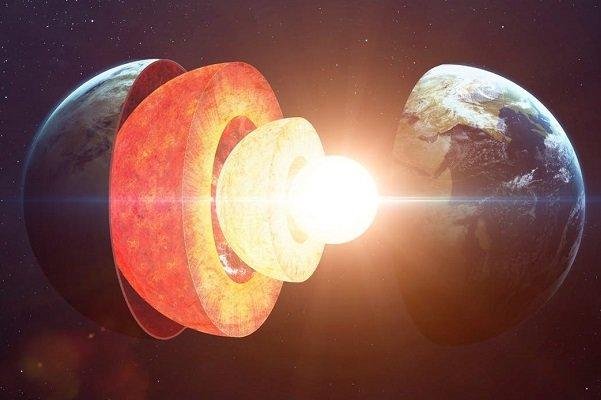 هسته زمین از خود آن ۴ میلیارد سال جوانتر است