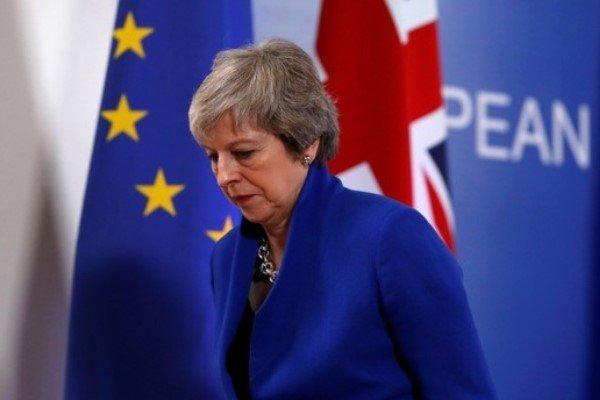 دومین شوک پارلمان انگلیس به دولت