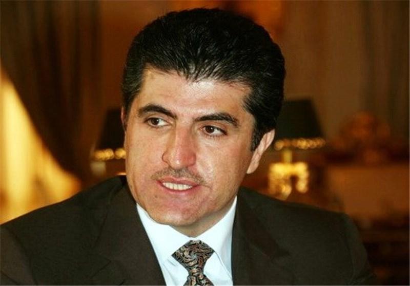 بارزانی در دیدار ظریف: مردم کردستان عراق حمایتهای ایران را فراموش نمیکنند