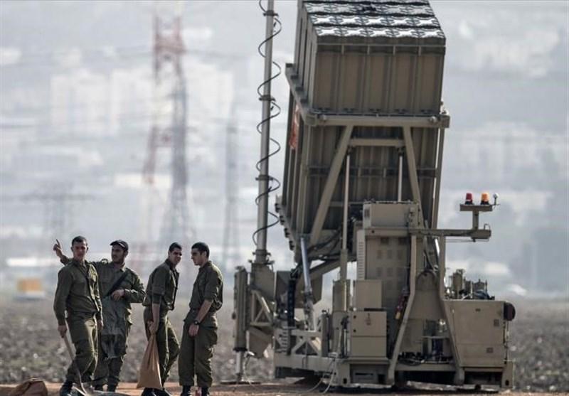 استقرار گنبد آهنین در تلآویو/ ادعای اسرائیل در خصوص تیراندازی در جولان