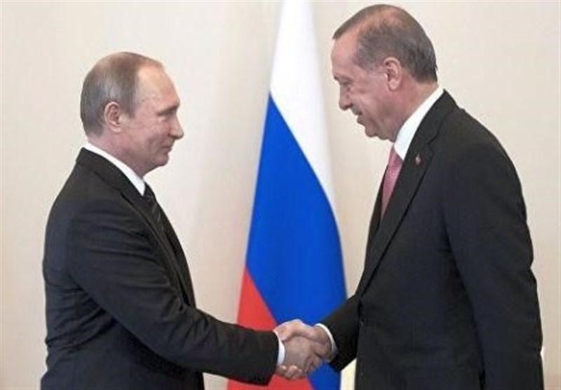 اردوغان: هفته آینده به روسیه میروم