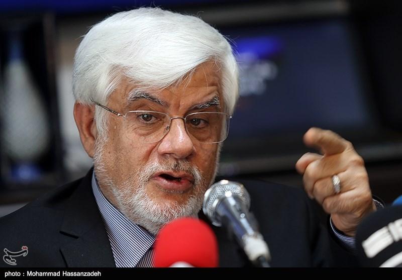 انتقاد عارف به دولت روحانی و وزرای اصلاحطلب کابینه