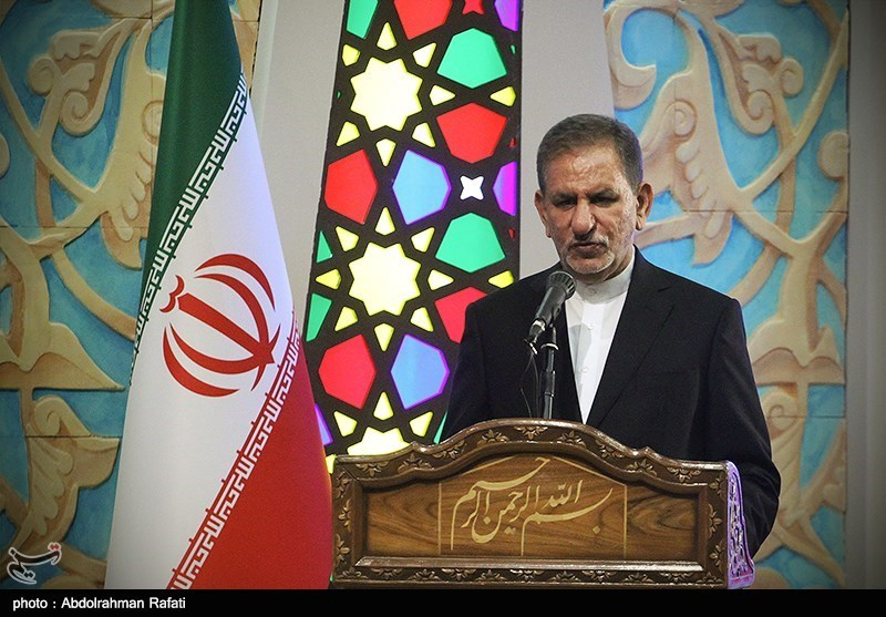 جهانگیری در کرمان: نظام اسلامی را از رانت و فساد پاک میکنیم