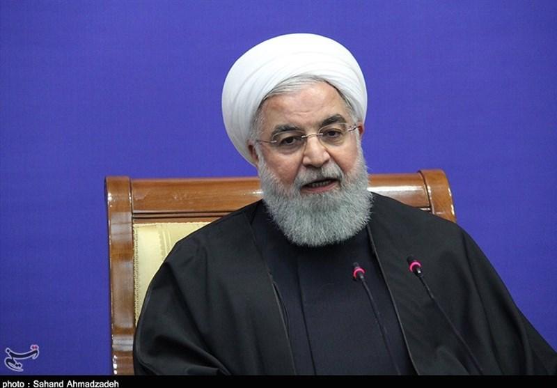 روحانی: فرمان اجرای عملیات کربلای ۴ را هاشمیرفسنجانی صادر کرد