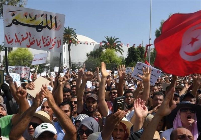اعتصاب عمومی تمام تونس را فرا میگیرد