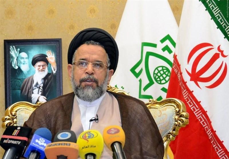 وزیر اطلاعات: ایران پنجهدرپنجه رژیم صهیونیستی انداخته / در عرصه اطلاعاتی این رژیم را شکست دادهایم 