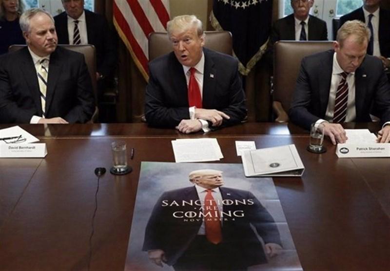 ترامپ:دوست دارم با ایران مذاکره کنم/ ایران یک قدرت خاورمیانه بود که میخواست همه آن را بگیرد