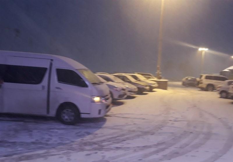 هشدار کولاک برف/ پیشبینی برف و باران ۳روزه در ۲۸ استان