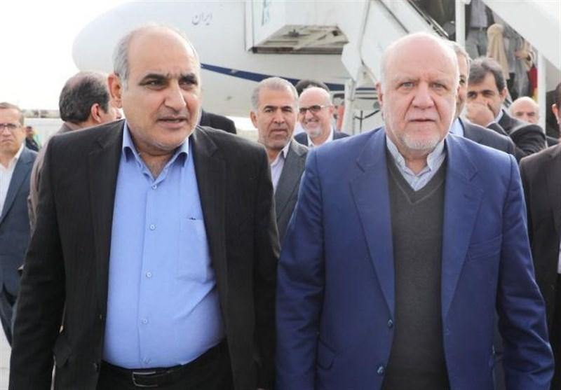 وزیر نفت در بوشهر: روند اجرایی فازهای ۱۳ و ۲۲ تا ۲۴ پارس جنوبی تسریع میشود