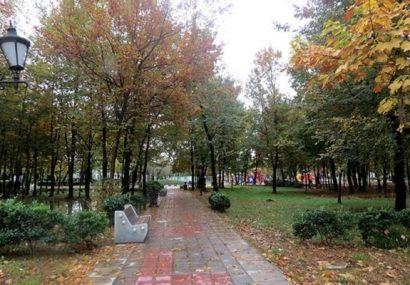 باغ وثوقالدوله به پارک شهری تبدیل شد