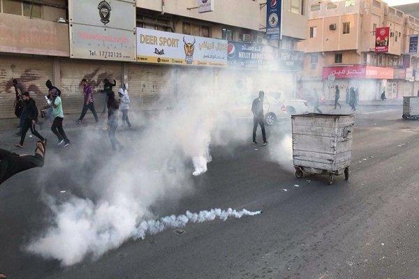 مردم بحرین در شهرهای مختلف این کشور تظاهرات کردند
