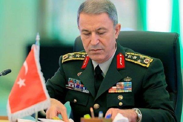 ترکیه: در هر ۲ حوزه دیپلماتیک و عملیاتی با تروریسم مبارزه میکنیم