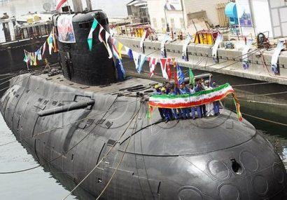 زیردریایی«فاتح» به ناوگان نیروی دریایی ارتش ملحق شد