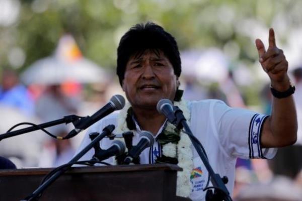 مورالس کشورهای آمریکای لاتین را به گفتگو با ونزوئلا فراخواند
