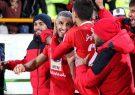 صعود پرسپولیس به نیمه نهایی جام حذفی در ضربات پنالتی