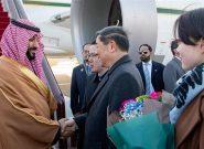 ولیعهد سعودی وارد چین شد