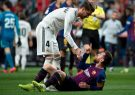 رئال ۰-۱ بارسلونا: شب های کابوس وار رئال مادرید در برنابئو