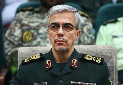 رئیس ستاد کل نیروهای مسلح: