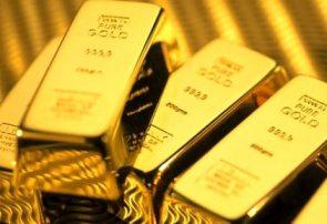 قیمت جهانی طلا در پایینترین سطح هفتههای اخیر