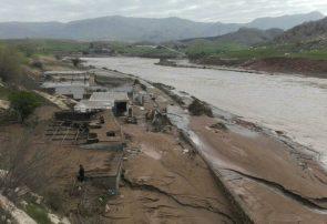 تشریح آخرین وضعیت سیلابهای استان خوزستان