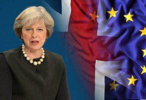 ترزا می درصدد ارائه پیشنهاد جدید به پارلمان است