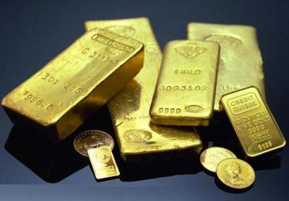 اونس جهانی طلا همچنان پایین ماند