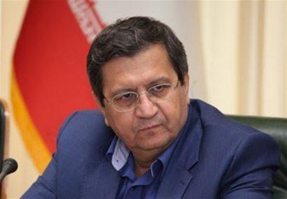 همتی: قیمت ارز ۲هفتهای ۲هزار تومان ارزان شد