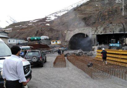 جزئیات انفجار تونل آزادراه تهران-شمال