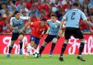 صعود اروگوئه و شیلی، پایان کار آسیاییها