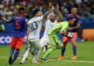 آرژانتین ۰-۲ کلمبیا: انتقام کی روش از مسی