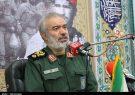 جانشین فرمانده کل سپاه: آمریکا و همپیمانانش جرئت شلیک حتی یک گلوله به ایران را ندارند / سربلند و سرفراز ایستادهایم