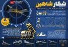 اینفوگرافی;پهپاد آمریکایی در دام سامانه پدافندی ایرانی