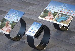 ساعت هوشمند قابل تبدیل به گوشی و تبلت