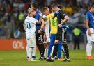 برزیل ۲-۰ آرژانتین: آلیسون نه؛ تیر دروازه مسی را ناکام کرد
