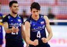 برزیل زانو زد؛ شاهکار جوانان والیبال ایران
