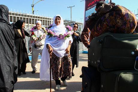 آمادهباش پلیس فرودگاه برای بازگشت حجاج